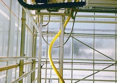 Indoor irrigation cart type III