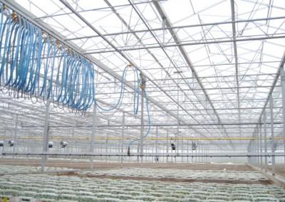 Indoor irrigation cart type I