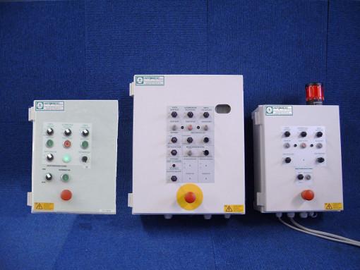 Control units   Rathmakers - Die Regenmacher
